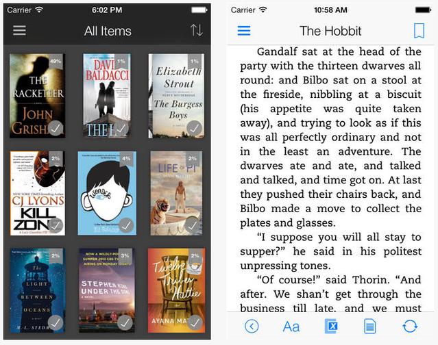 app para descargar libros gratis en español